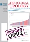 The Journal of Urology cover with online exclusive photo