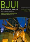 BJUI International cover photo