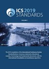 ICS 2019 Standards book image